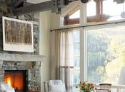 Modern Rustic: Style That Works Small Spaces Large