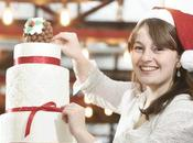 2015 Great British Bake Favourite Flora Shedden Launching Foodies Festival Christmas