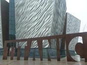 Visiting World's Biggest Best Titanic Museum: Belfast, Northern Ireland
