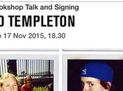 Templeton London Book Signing Talk