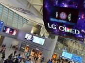 World's Largest OLED Display