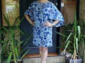 Blue White Dress Plus Weekend Reading