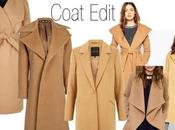 Camel Coat Edit
