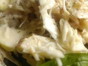 Lean Waldorf Salad with Canned Chicken Leftover Turkey!)