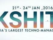 Kharagpur Techno-Management Fest Kshitij 2016