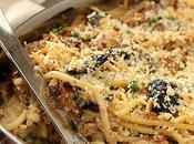 Best Turkey Tetrazzini Mushrooms, Bacon, Garlic Herbs