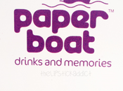 Paper Boat Drinks Memories