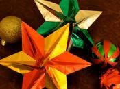 Holiday Decorating Tips: Origami Ornaments