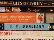 "Ten....Favourite ""New York City"" Books."