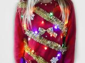 Light Ugly Christmas Sweater