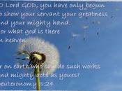 God, Mighty