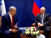 Netanyahu Meets Russian President Putin (video)