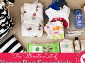 Ultimate List Diaper Essentials