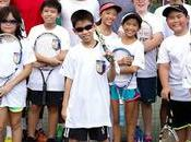 PLDT Home Fibr Brings Unforgettable Tennis Experience Young Athletes with IPTL Superstars