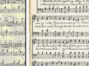 FREEBIE: Printable Vintage Music Tags Song Sheets
