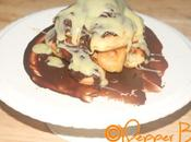 Cream Filled Profiteroles with White Milk Chocolate Ganache Recipe!