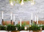 Montage: Winter Tablescapes With Holiday Centerpieces