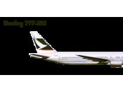 Hong Kong- Minh City Cathay Pacific Flight