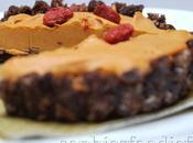Vegan Gluten-free Goji Berry Brownie Tartlets! Reblog!