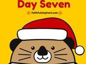 Days Christmas Seven