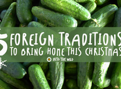 Foreign Traditions Bring Home This Christmas