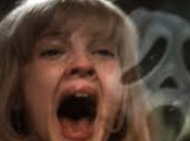 LOVE That Scene: Drew Barrymore Decides Doesn't Really Like Scary Movies