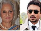Irrfan Khan Excited Work With Veteran Actor Waheeda Rehman
