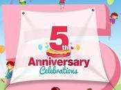 @BabyOye Join Anniversary Celebration