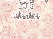 Revisiting 2015 Wishlist