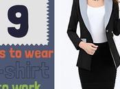 Tips Wear T-Shirt Work