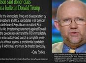 Consultants Call Assassinating Donald Trump