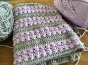 Latest Project: Crochet Baby Blanket