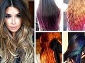 Biggest Hair Color Trends Techniques 2016