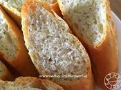 天然酵母棍子面包 Chia Seed Baguette (Natural Yeast)