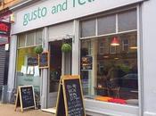 Food Review: Gusto Relish, Pollokshaws Road, Glasgow
