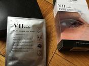 VIIcode Oxygen Under Pads Dark Circles Review