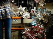 Anthropologie Flagship Store 2015 Holiday Displays Windows