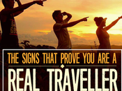 Signs That Prove Real Traveller