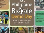 Philippine Bicycle Demo