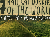 Seven Natural Wonders Have Never Heard