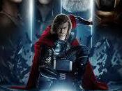 Superhero Double Bill: Thor Captain America [2011]