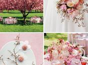 Embrace Spring with Cherry Blossom Themed Wedding