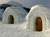 Igloo Village Coolest Earth?