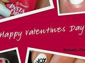 Year's Challenge Week Valentines Mani