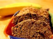 Wheat Banana Dates Bread