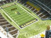 Hornet Stadium Presented With Architecture Visualization Renderings Montgomery