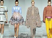 London Fashion Week A/W12: Five Highlights