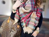 History Tartan Everyone Wearing This Scarf