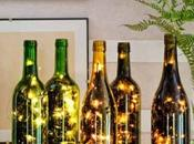Ways Recycle Reuse Empty Wine Bottles