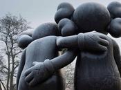 KAWS First Museum Show Yorkshire Sculpture Park